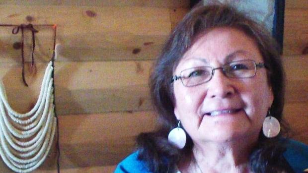 Vivian Ayoungman developed an app that teaches users the Blackfoot language.