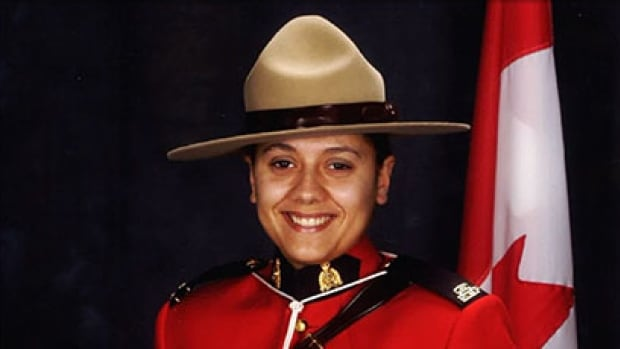 Const. Sarah Beckett was killed in the early morning hours of April 5, 2016, in the Victoria suburb of Langford, B.C.