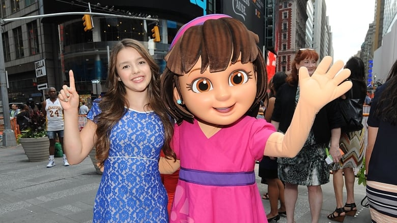 Dora The Explorer Actress Given A Pass For Vaping At High School