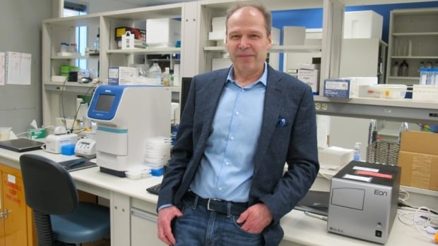 "Dr. Richard Lehner of the University of Alberta found a link between ""bad cholesterol"" and tumour growth."