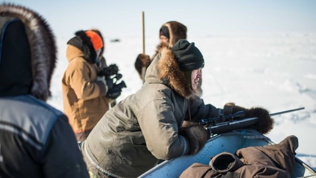 Five youth in Arviat took part in a land safety course earlier this month, where they learned hunting and survival skills from local elders.