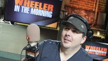 Dave Wheeler of Wheeler in the Morning
