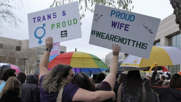 "As Canada's new law on transgender rights — Bill C-16, which seeks to shield ""gender expression"" and ""gender identity"" from discrimination or hatred — makes its way through Parliament, some feminist activists are warning that it goes too far."