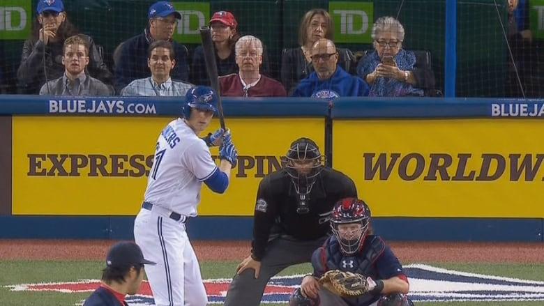 Public sex toronto baseball game