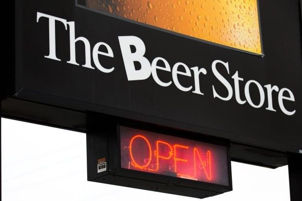 Toronto The Beer Store