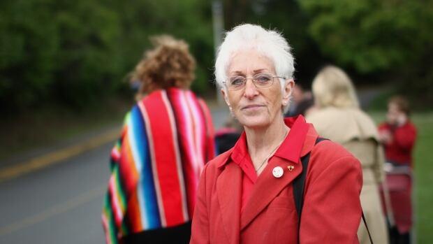Const. Sarah Beckett funeral