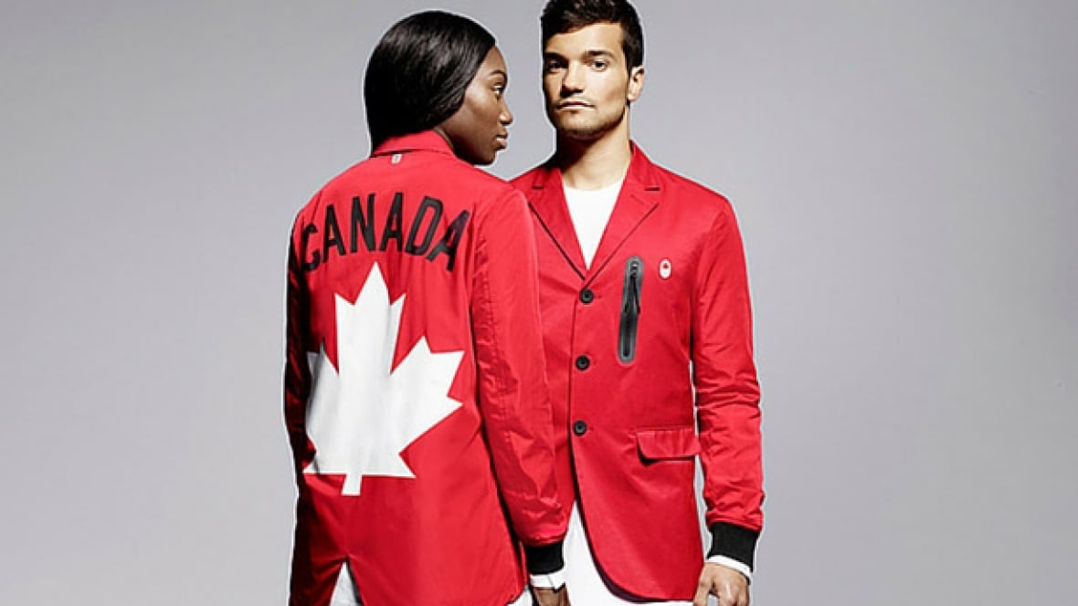 Team Canada Rio 2016 uniforms get mixed reaction on Twitter - Trending - CBC News