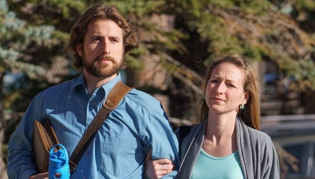 David and Collet Stephan, Lethbridge meningitis trial March 10