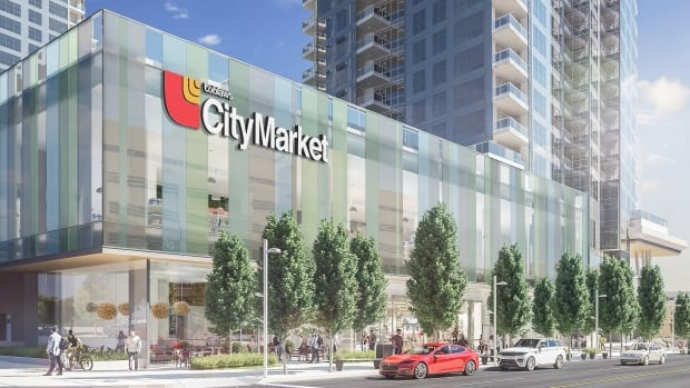 Loblaws City Market and Shoppers Drug Mart have already been confirmed as two of the major retailers that have signed on to the project.