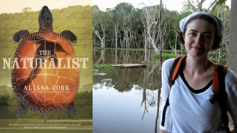 Alissa York captures the thrill and danger of the Amazon rainforest in her new novel, The Naturalist.