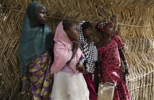 Damasak Nigeria Boko Haram