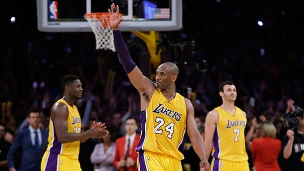 Kobe Bryant joins 5 best final-game performances | CBC Sports