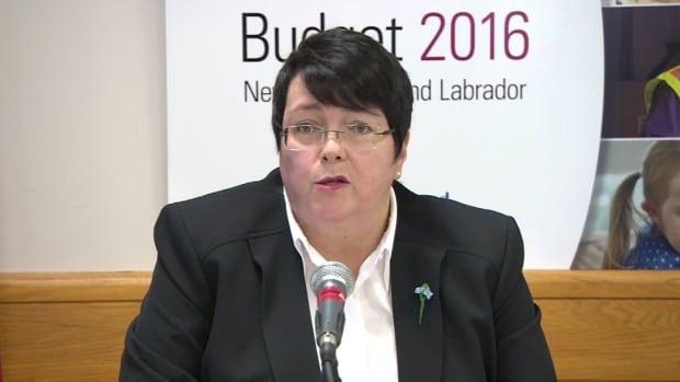 Bennett Budget 2016 Newfoundland