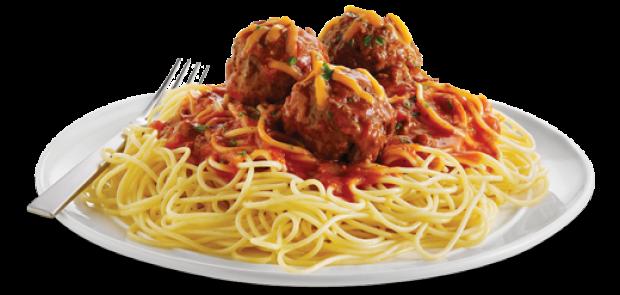 Boston Pizza Smoky Mountain spaghetti