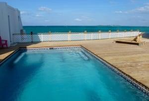 Anemone Villa pool photo