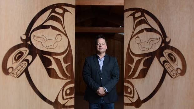 Bill Yoachim of Kwumut Lelum Child and Family Services