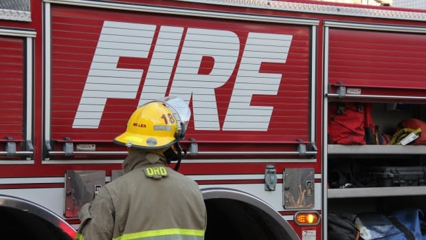 A Waterloo home has been destroyed after a fire broke out early Friday morning. Waterloo Fire Rescue said damages is estimated to be over $500,000.