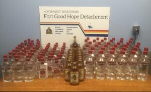 Fort Good Hope liquor