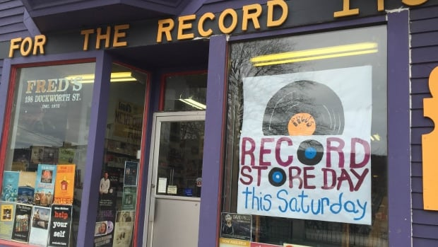 Fred's Records has been selling music for 44 years.