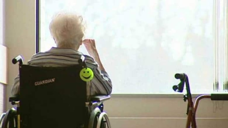 Residents at the Mount Continuing Care Community Centre in Charlottetown  won t be allowed visitors until the worst of the illness passes. (CBC) 58c127d53