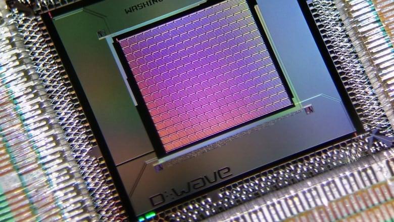 Google, NASA put big money on D-Wave's quantum computer