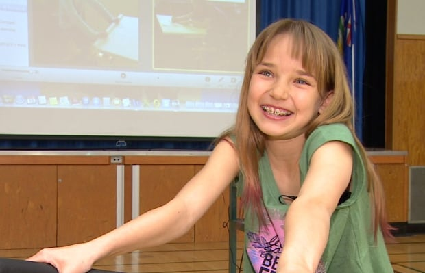 Calgary Elementary School Adds Bikes To Classrooms To Help