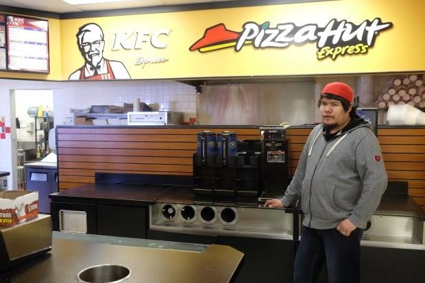 KFC at Attawapiskat