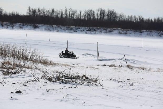 Attawapiskat ice road