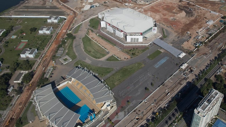 da7b5ebc447 Competition venues for the Rio Olympics this August are shown in this file  photo. (Leo Correa Associated Press)