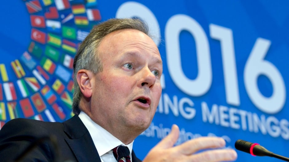Stephen Poloz calls for defence of free trade amid wave of