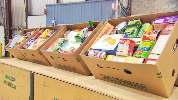 Most food insecure people on Prince Edward Island never go to a food bank, says Valerie Tarasuk.