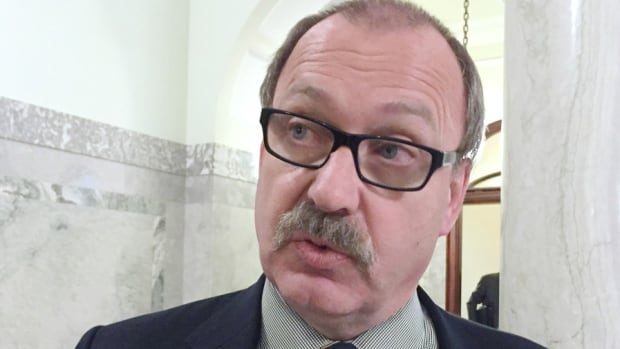 PC interim leader Ric McIver is still debating about whether he wants to run for the permanent leadership of the party.