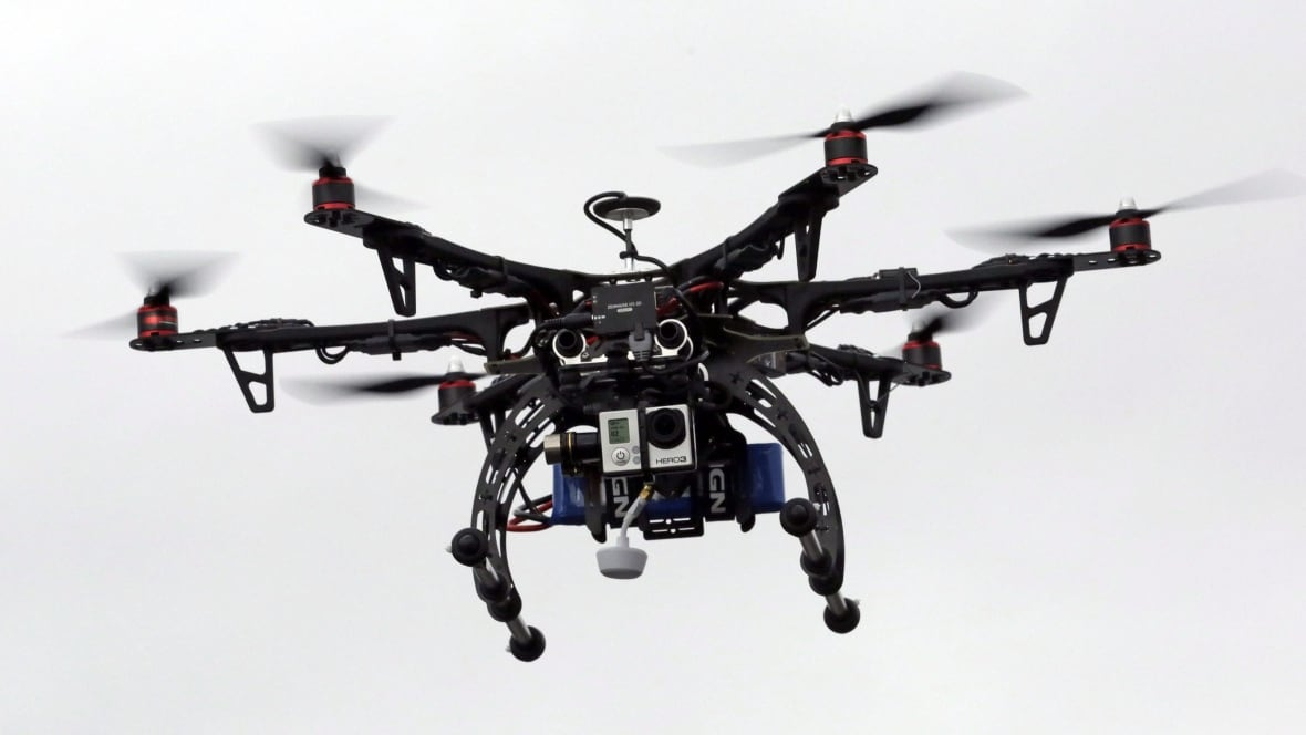 New Rules For Flying Recreational Drones In Canada Revealed