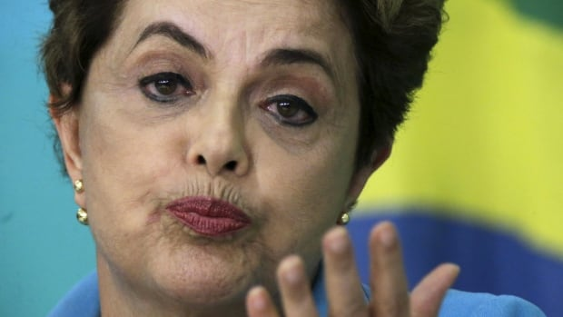 Brazilian President Dilma Rousseff is vowing to fight on after the lower house of Congress voted to impeach her, but many feel the fight's already over.