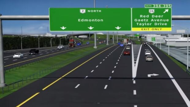 New Red Deer interchange part of $7B in highway projects ...