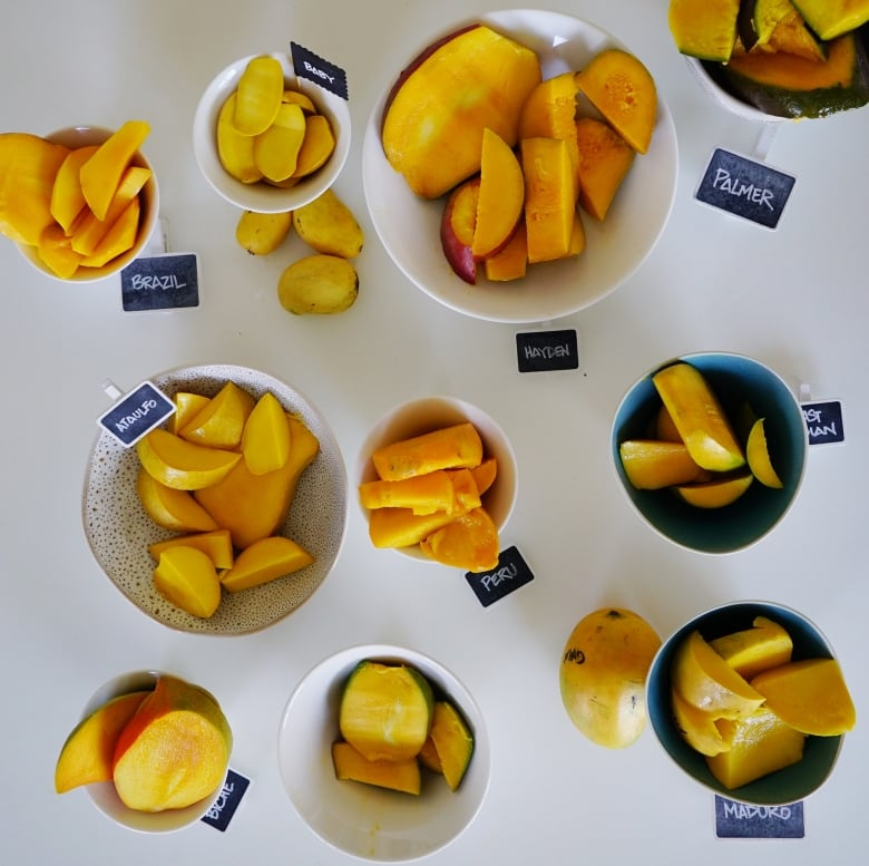 Toronto is home to world's widest variety of mangos, food writer