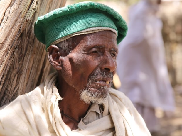 Famine survivor reflects on the drought in Ethiopia
