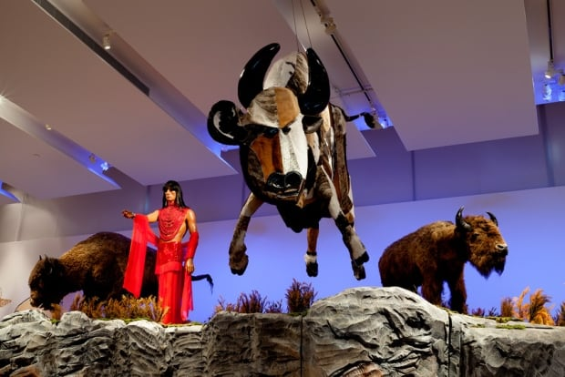 Kent Monkman - The Rise and Fall of Civilization 2