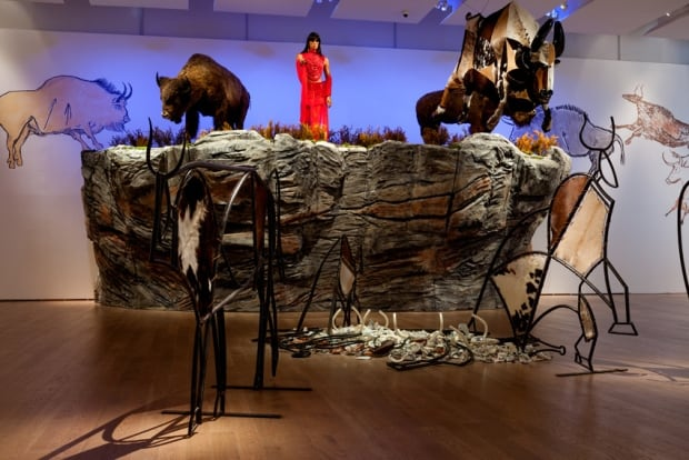 Kent Monkman - The Rise and Fall of Civilization