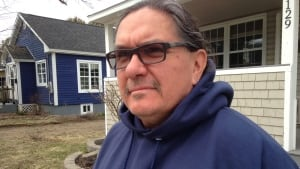Ron Tremblay, the appointed grand chief of Wolastoq