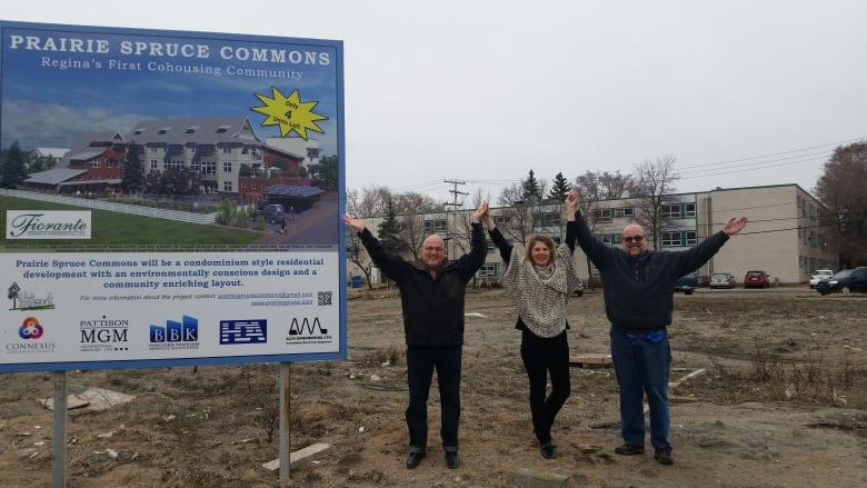 'All about community': Co-housing project in Regina set to open in June