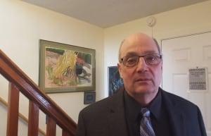Executive Director, John Howard Society in Sudbury, John Rimore