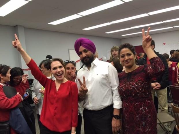 Manitoba Liberals' Cindy Lamoureux