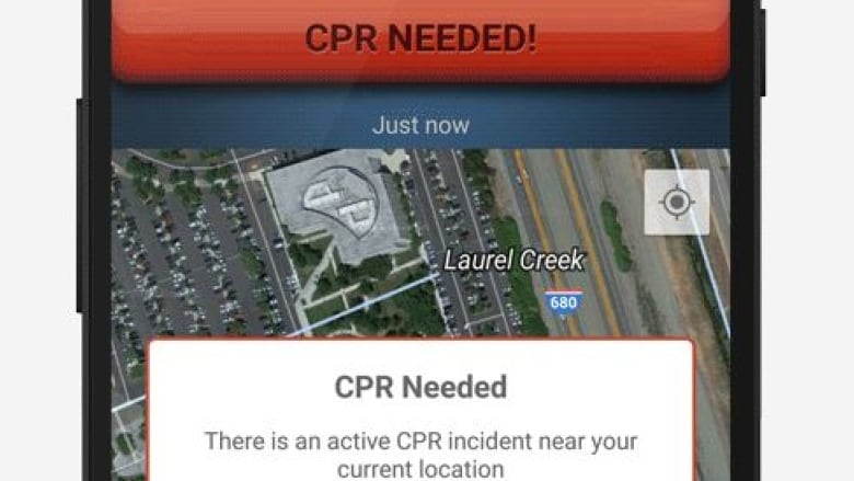 PulsePoint app alerts bystanders to emergencies, helps them save lives