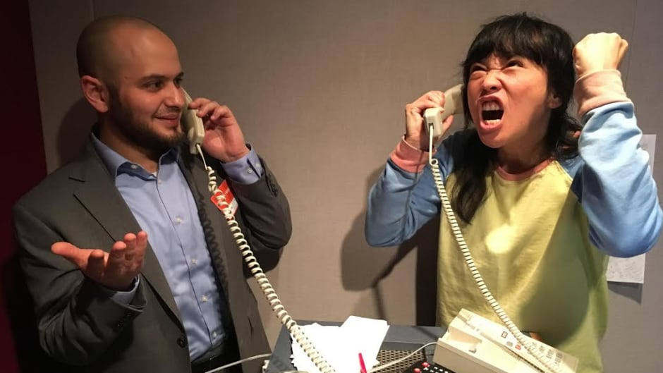 My cell phone bill is too darn high! Sook-Yin Lee gets tips from Mohammed Halabi, who will fight for your right for lower mobile rates.
