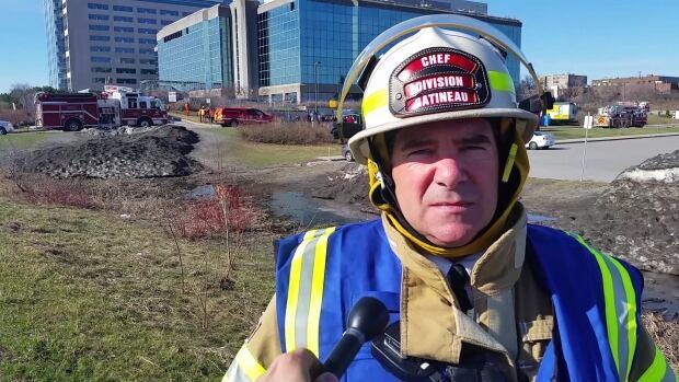 gary barnes gatineau fire service