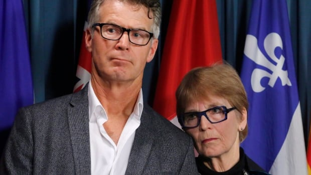 The family of Kay Carter, Price Carter, son, and Lee Carter, daughter, say their mother would not have qualified for medical assistance in dying under the Liberal government's proposed legislation.