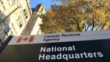 Canada Revenue Agency CRA