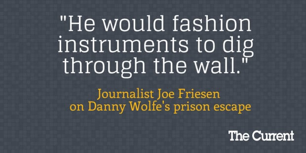 Danny Wolfe quote