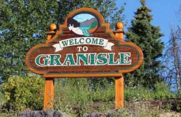 Granisle sign
